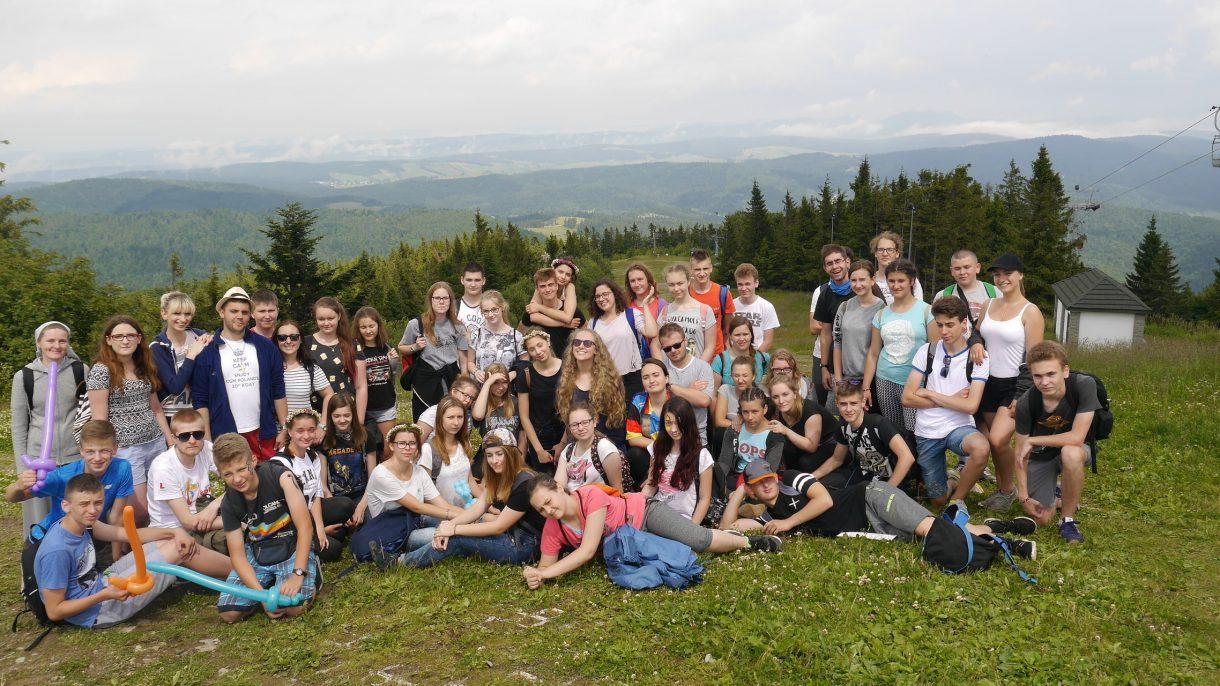 Letnia Szkoła Akademii Młodzieżowej 2017
