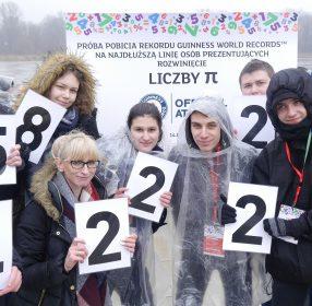 Akademia Młodzieżowa bije rekord Guinnessa
