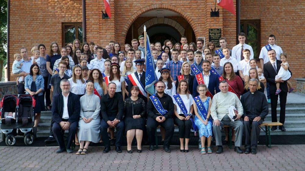 Nowi absolwenci Akademii Młodzieżowej